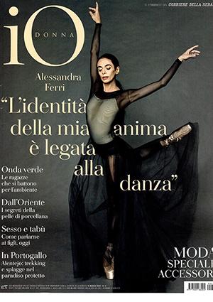 Cover Io donna - SexPassEdu